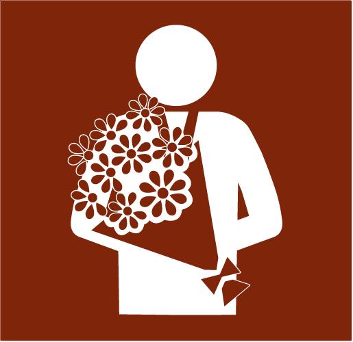 松山市民直葬センターのプランに含まれる商品|お別れ用花束