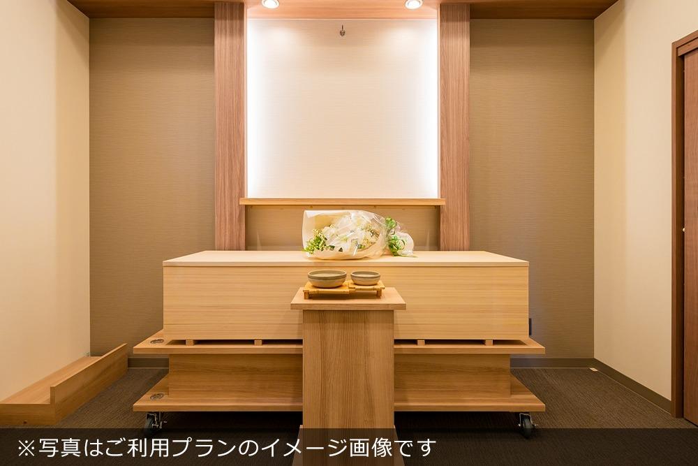 アンケート|火葬プランご利用の場合の祭壇イメージ写真
